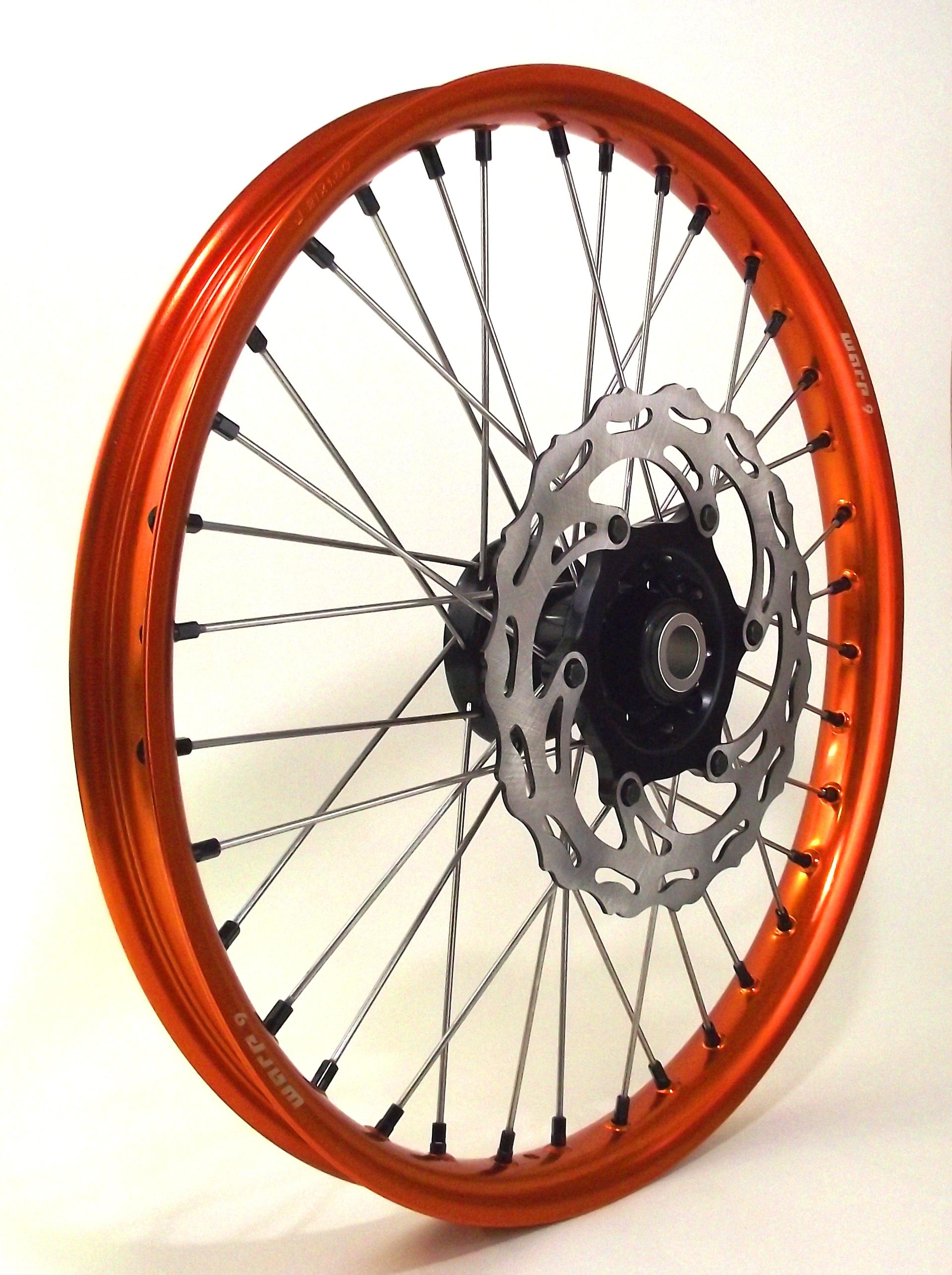 Mx Wheel Set Motocross Wheels Buy Warp 9 Mx Wheel Set