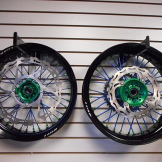 drz 400 supermoto wheel set