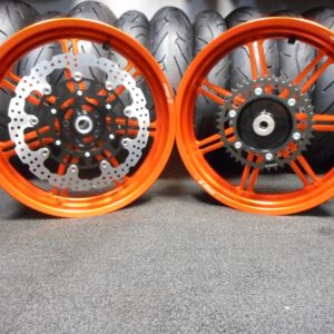 Warp 9 Tubeless Forged Wheels