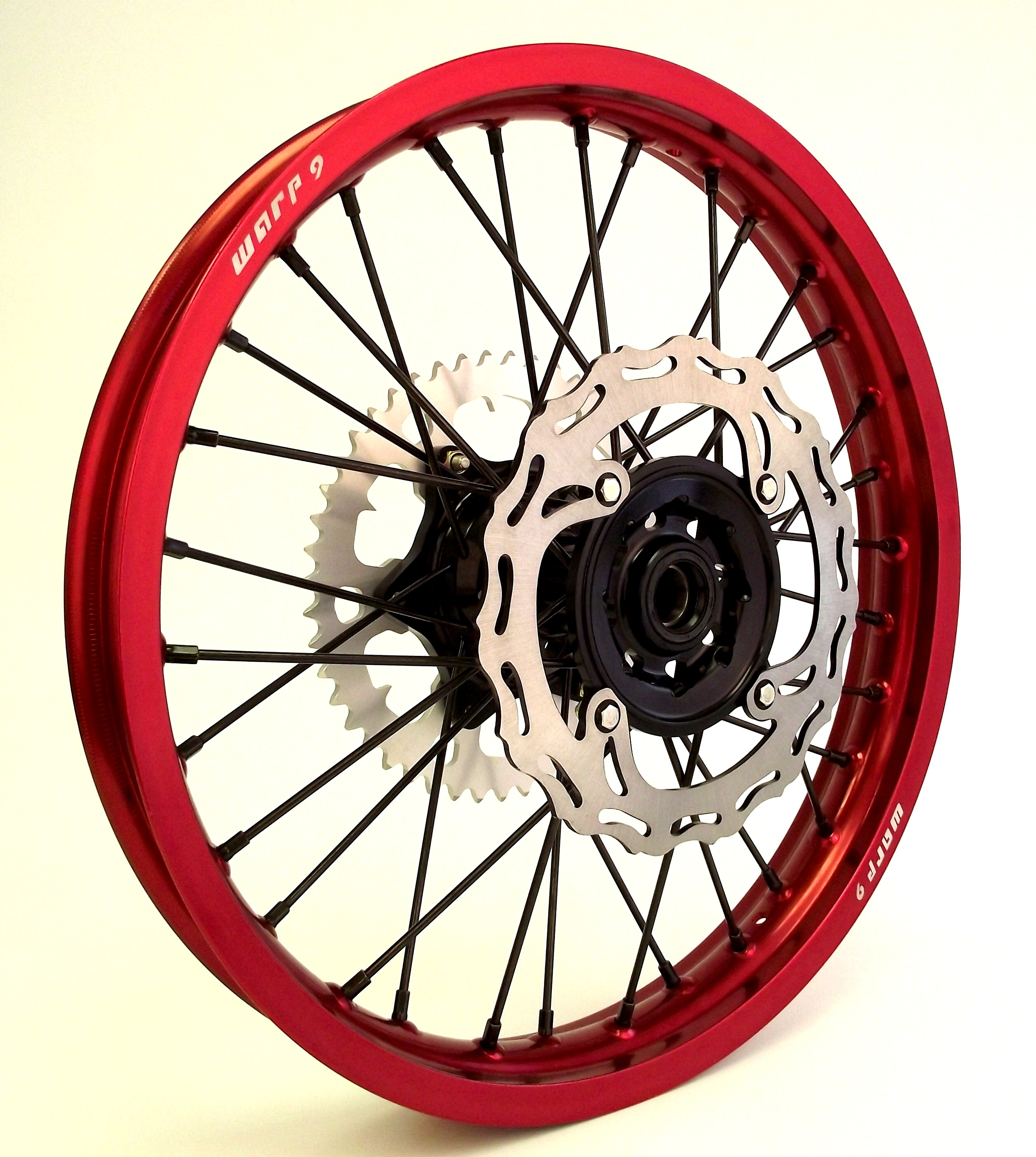 Warp 9 Rear MX Wheel