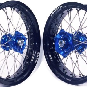 Dubya Supermoto Wheel Set