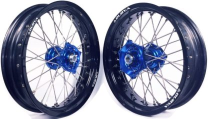 Dubya Supermoto Wheel Set