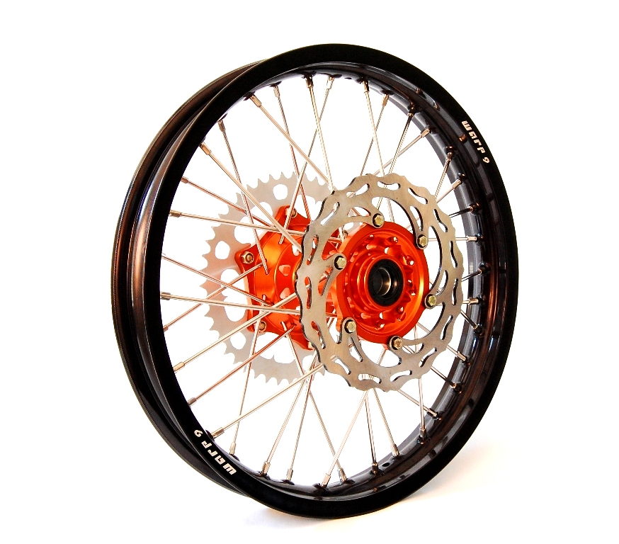 MX Wheel Set | Motocross Wheels | Buy Warp 9 MX Wheel Set