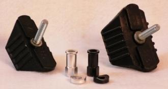 Warp 9 racing rim locks