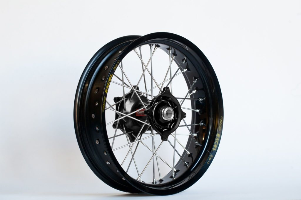 Talon Excel Supermoto Wheel Set, Talon Excel Wheel Kits