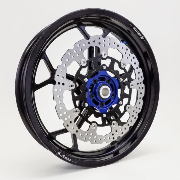 Front warp 9 switch tubeless wheel