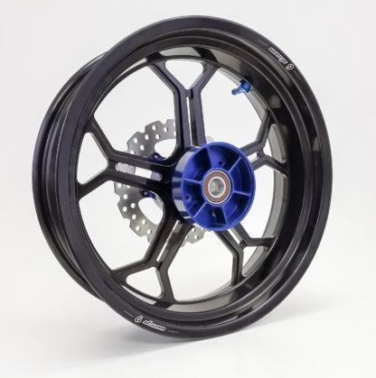 Switch rear warp 9 tubeless wheel